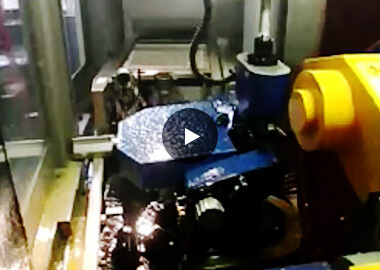 CBN tools automatic grinding